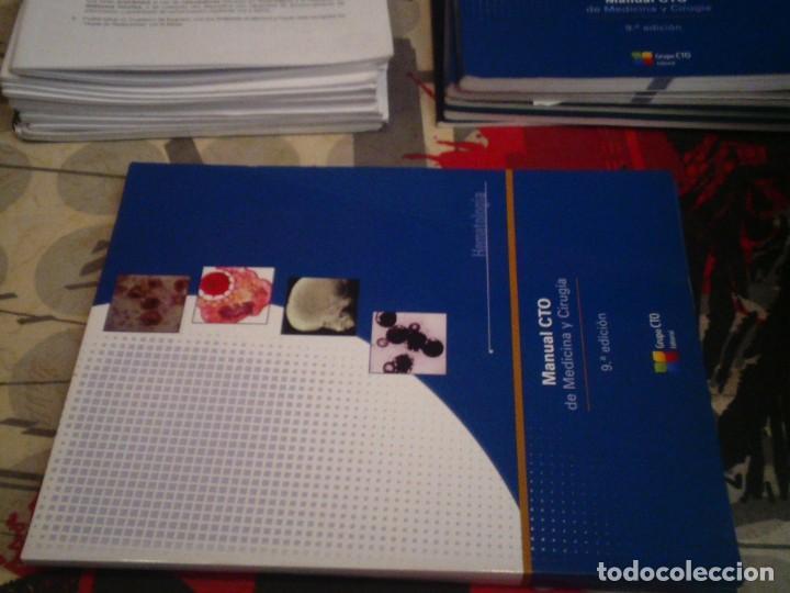 Libros: MANUALES CTO - MEDICINA - MIR - 9 EDICION - 23 MANUALES + LIBRO RESUMENES + ACTUALIZACIONES... - Foto 23 - 221223326