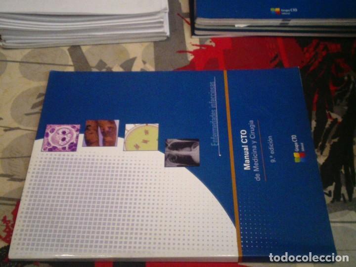 Libros: MANUALES CTO - MEDICINA - MIR - 9 EDICION - 23 MANUALES + LIBRO RESUMENES + ACTUALIZACIONES... - Foto 25 - 221223326