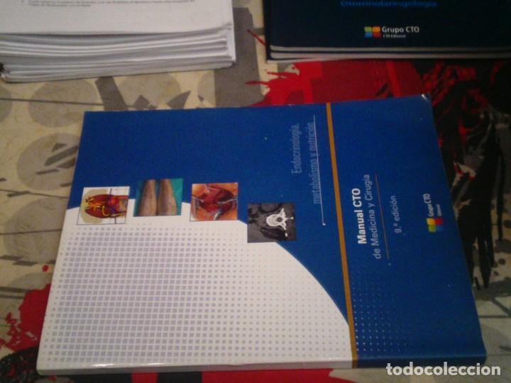 Libros: MANUALES CTO - MEDICINA - MIR - 9 EDICION - 23 MANUALES + LIBRO RESUMENES + ACTUALIZACIONES... - Foto 26 - 221223326