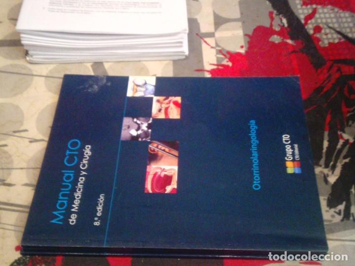 Libros: MANUALES CTO - MEDICINA - MIR - 9 EDICION - 23 MANUALES + LIBRO RESUMENES + ACTUALIZACIONES... - Foto 27 - 221223326