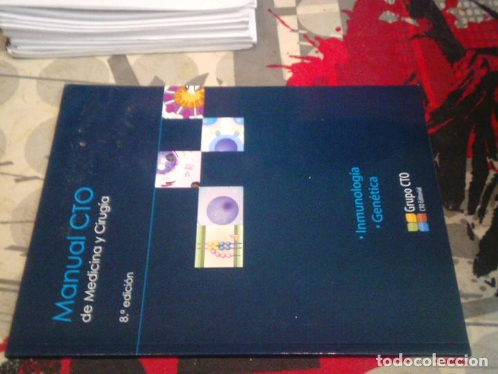 Libros: MANUALES CTO - MEDICINA - MIR - 9 EDICION - 23 MANUALES + LIBRO RESUMENES + ACTUALIZACIONES... - Foto 29 - 221223326