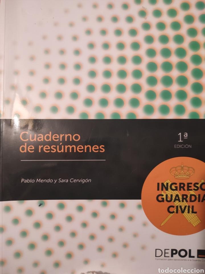 GUARDIA CIVIL (Libros Nuevos - Oposiciones)