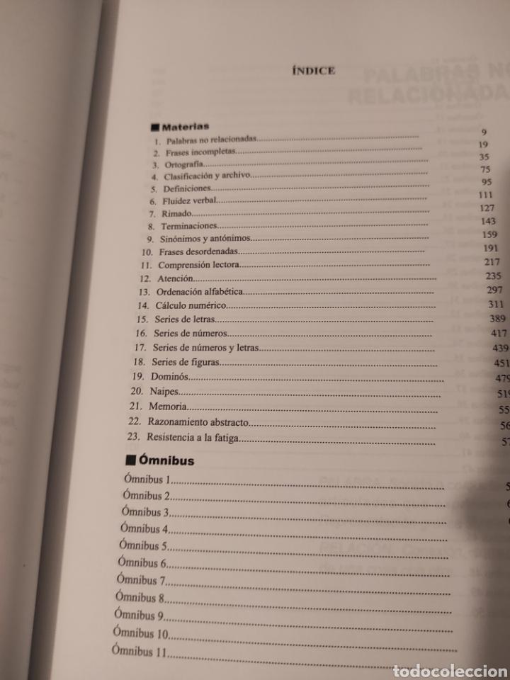 Libros: Test psicotécnicos - Foto 2 - 229607935