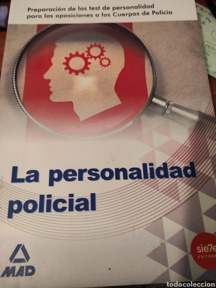 LA PERSONALIDAD POLICIAL (Libros Nuevos - Oposiciones)