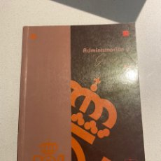 Libros: LIBRO DE PROMOCION INTERNA AL CUERPO EJECUTIVO DE CORREOS AÑO 1995. Lote 230638175