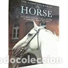 Libros: THE COMPLETE BOOK OF THE HORSE. Lote 231409440