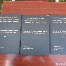 Libros: TESIS DOCTORAL. Lote 262195665