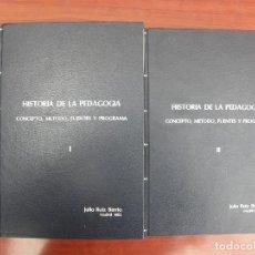 Libros: OPOSICIÓN A CÁTEDRA. Lote 262210980