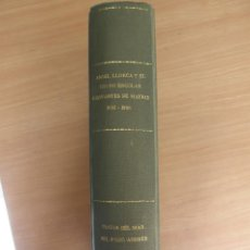 Libros: MEMORIA DE LICENCIATURA. Lote 262247950