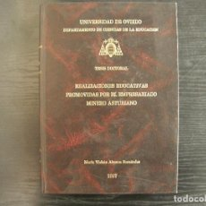 Libros: TESIS DOCTORAL. Lote 262381720