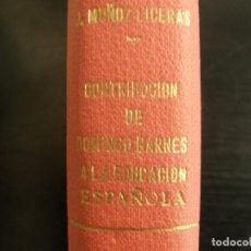 Libros: MEMORIA DE LICENCIATURA. Lote 262387260
