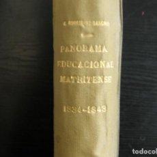 Libros: TESIS DOCTORAL. Lote 262416715