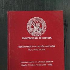 Libros: TESIS DOCTORAL. Lote 265156964