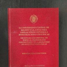 Libros: TESIS DOCTORAL. Lote 265186324