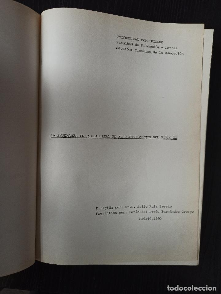 Libros: Tesis Doctoral - Foto 3 - 265192104