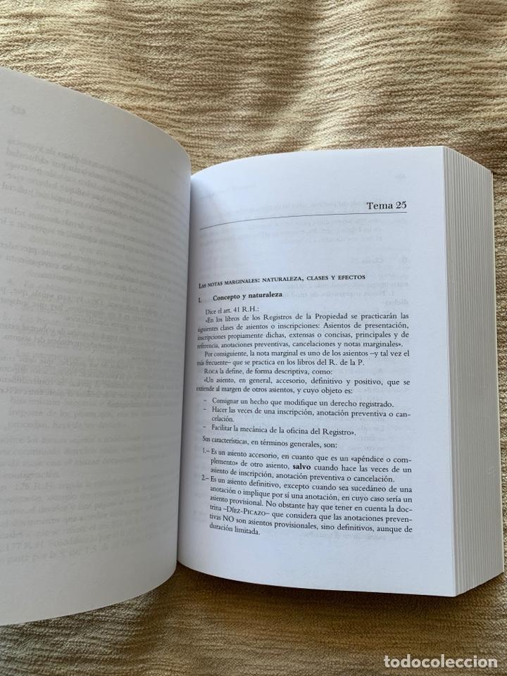 Libros: Elementos de derecho hipotecario (5.ª Ed.) Lino Rodríguez Otero - Foto 4 - 274688708