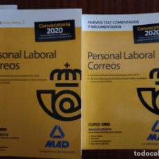 Libros: PERSONAL LABORAL DE CORREOS. Lote 288920528