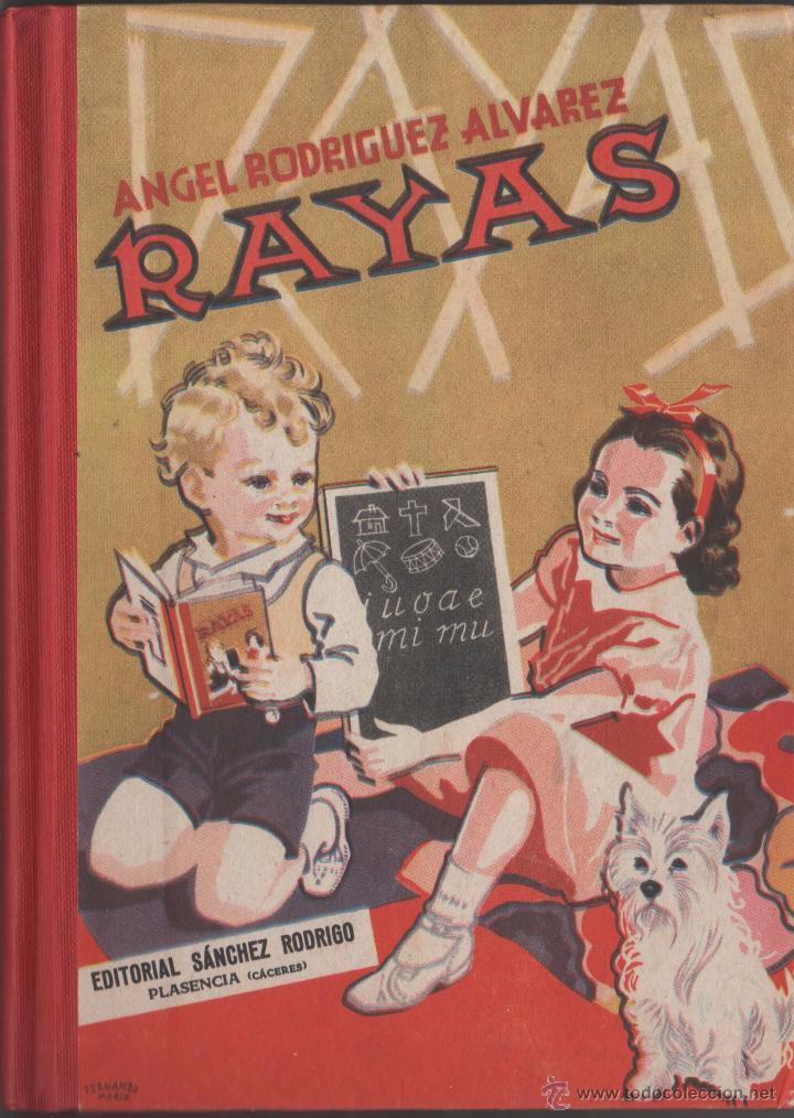 RAYAS - ANTIGUO ORIGINAL COMPLETO - COMO NUEVO (Libros Nuevos - Educación - Pedagogía)