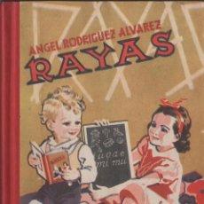 Libros: RAYAS - ANTIGUO ORIGINAL COMPLETO - COMO NUEVO. Lote 87013351