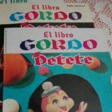 Libros: EL LIBRO GORDO PETETE. Lote 97132472