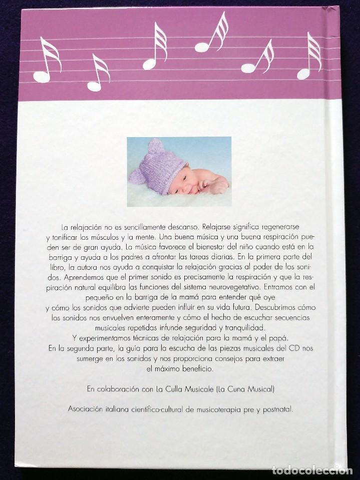 Libros: COLECCION BABY MUSIC. 4 CD MUSICA CLASICA PARA BEBES Y SUS LIBROS DIDACTICOS. NUEVOS. DORMIR.RELAX.. - Foto 3 - 111772911