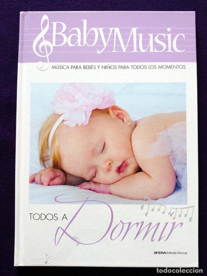 Libros: COLECCION BABY MUSIC. 4 CD MUSICA CLASICA PARA BEBES Y SUS LIBROS DIDACTICOS. NUEVOS. DORMIR.RELAX.. - Foto 4 - 111772911