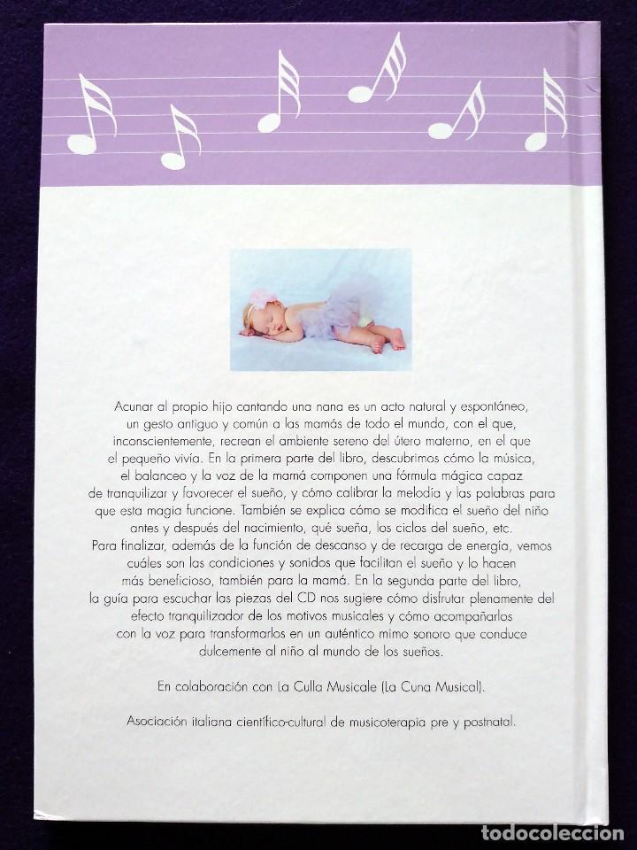 Libros: COLECCION BABY MUSIC. 4 CD MUSICA CLASICA PARA BEBES Y SUS LIBROS DIDACTICOS. NUEVOS. DORMIR.RELAX.. - Foto 5 - 111772911