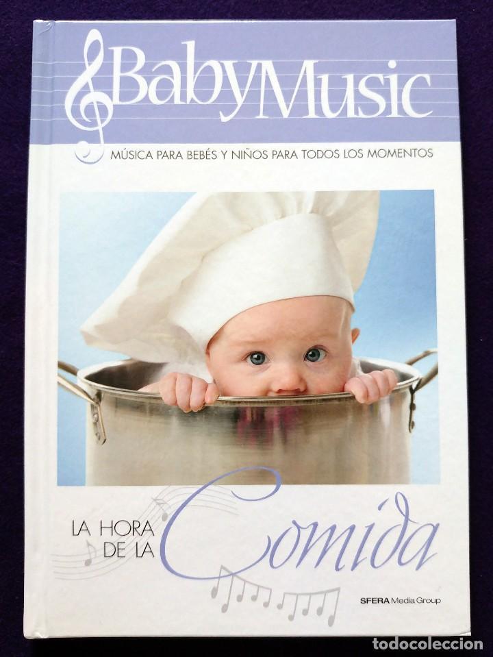 Libros: COLECCION BABY MUSIC. 4 CD MUSICA CLASICA PARA BEBES Y SUS LIBROS DIDACTICOS. NUEVOS. DORMIR.RELAX.. - Foto 6 - 111772911