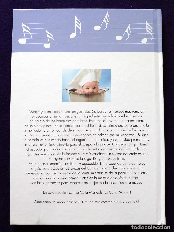 Libros: COLECCION BABY MUSIC. 4 CD MUSICA CLASICA PARA BEBES Y SUS LIBROS DIDACTICOS. NUEVOS. DORMIR.RELAX.. - Foto 7 - 111772911