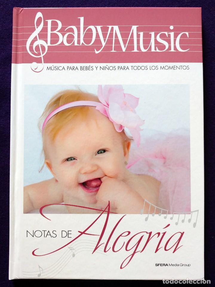 Libros: COLECCION BABY MUSIC. 4 CD MUSICA CLASICA PARA BEBES Y SUS LIBROS DIDACTICOS. NUEVOS. DORMIR.RELAX.. - Foto 8 - 111772911