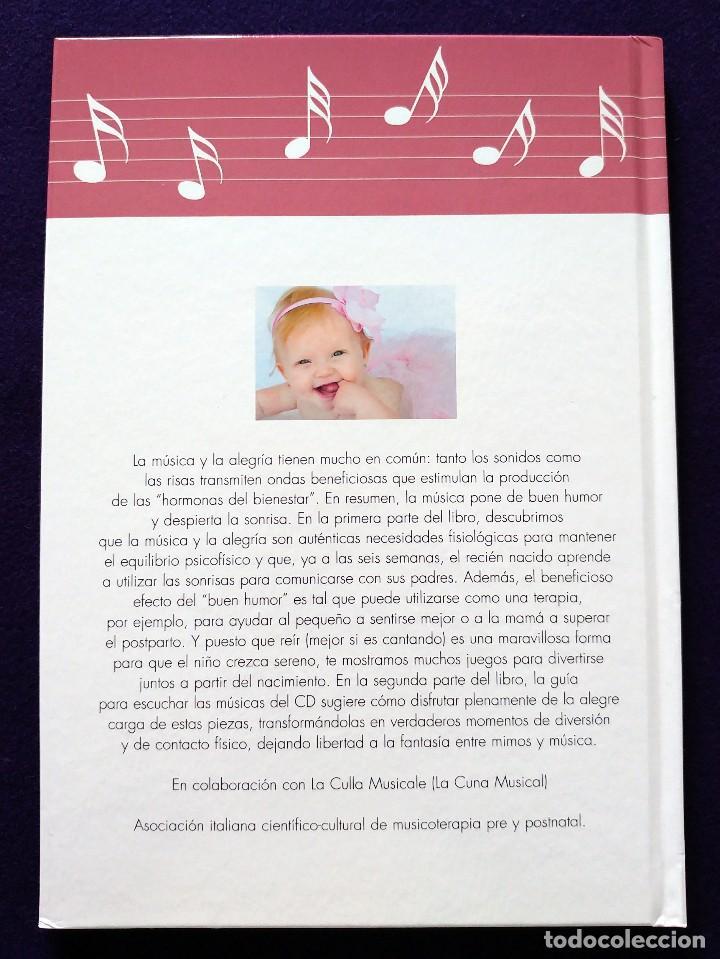 Libros: COLECCION BABY MUSIC. 4 CD MUSICA CLASICA PARA BEBES Y SUS LIBROS DIDACTICOS. NUEVOS. DORMIR.RELAX.. - Foto 9 - 111772911