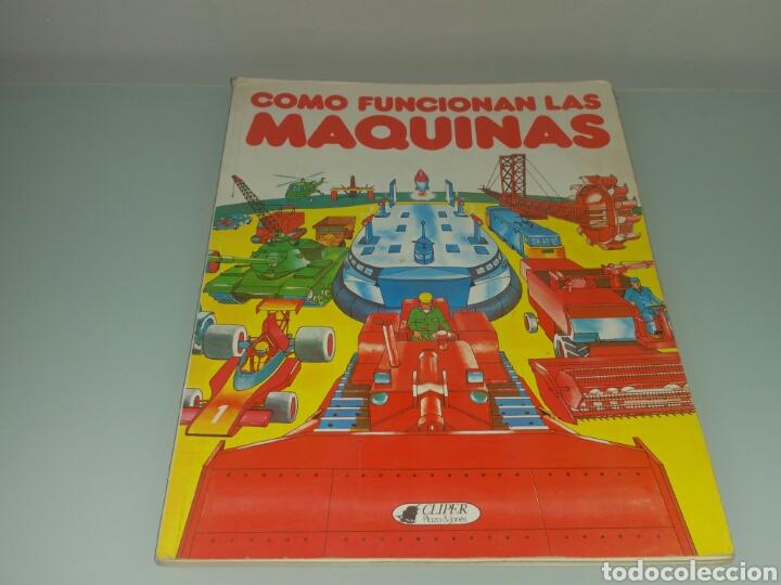 COMO FUNCIONAN LAS MÁQUINAS (Libros Nuevos - Educación - Pedagogía)