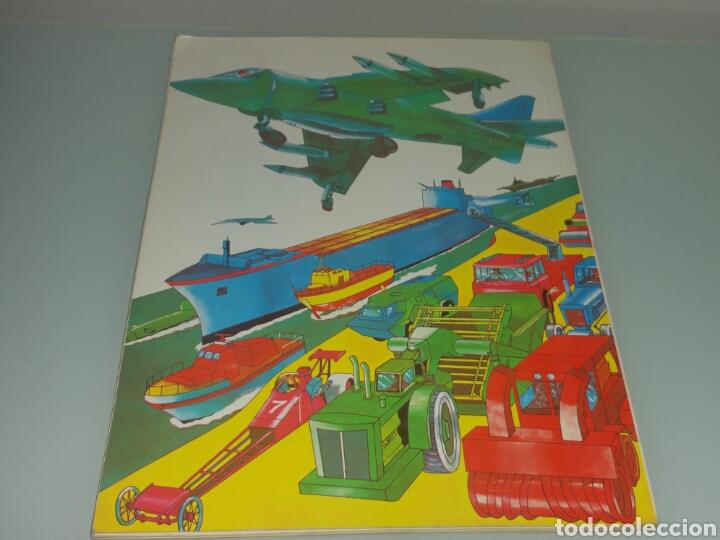 Libros: Como funcionan las máquinas - Foto 2 - 116653550