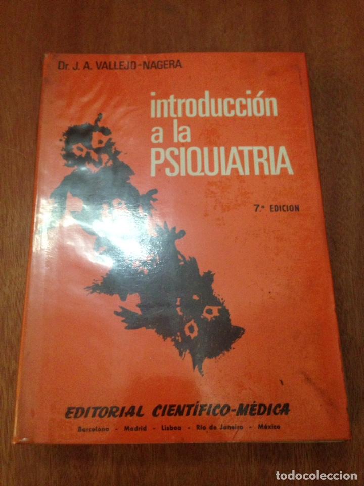 INTRODUCCIÓN A LA PSIQUIATRÍA (Libros Nuevos - Educación - Pedagogía)