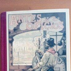 Libros: ARTES Y OFICIOS. PALUZIE EDITORES.. Lote 135875415
