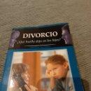 Libros: DIVORCIO E HIJOS. Lote 155312250