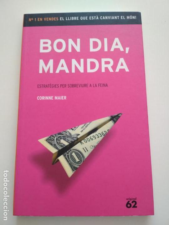 BON DIA, MANDRA - CORINNE MAYER (Libros Nuevos - Educación - Pedagogía)