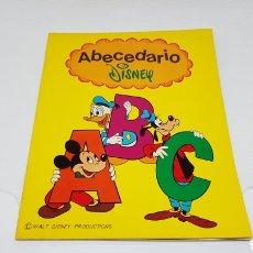 Libros: ABECEDARIO SUSAETA NUEVO SIN USO PLANCHA. Lote 167938461