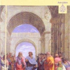 Libros: FLOS SOPHORUM. EJEMPLARIO DE LA VIDA DE LOS GRANDES SABIOS (EUGENIO D'ORS) EUNSA 2001. Lote 188024792