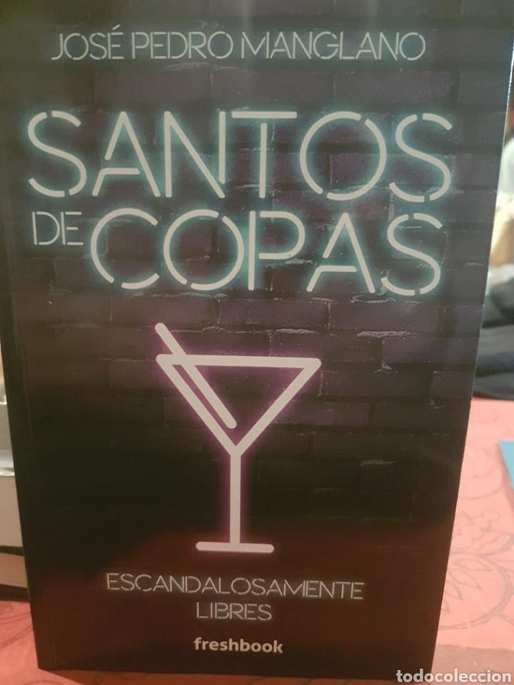 SANTOS DE COPAS, DE J. P. MANGLANO (Libros Nuevos - Educación - Pedagogía)