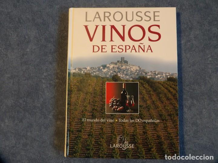 VINOS DE ESPAÑA (Libros Nuevos - Educación - Pedagogía)