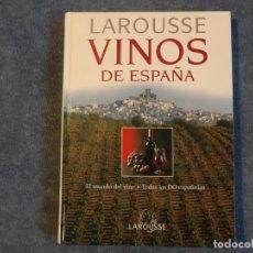 Libros: VINOS DE ESPAÑA. Lote 191487521