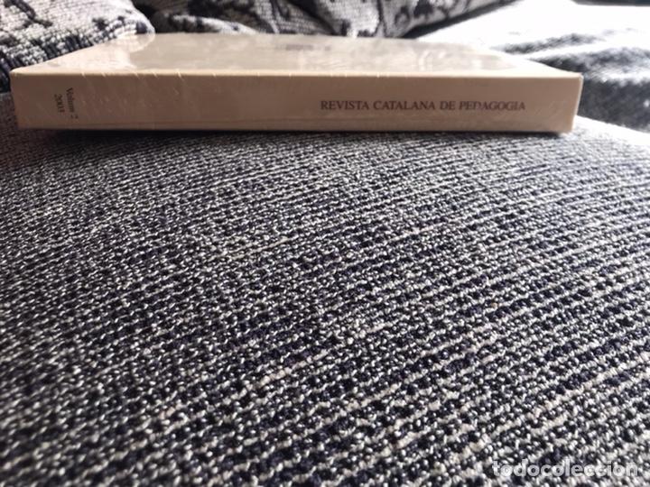 Libros: Revista catalana de pedagogia vol.2 - Foto 3 - 191971682