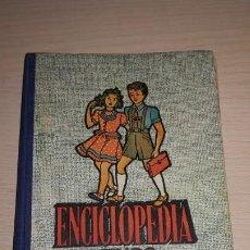 Libros: LIBRO ENCICLOPEDIA, EDITORIAL DALMAU CARLES PLA,S.A. AÑO 1953. Lote 192724321