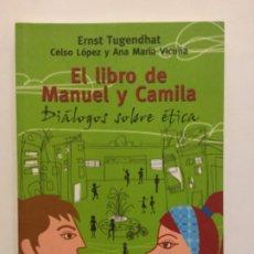 Libros: EL LIBRO DE MANUEL Y CAMILA. REF: AX 478. Lote 194716923