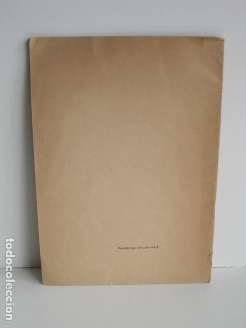 Libros: PEDRO LAÍN ENTRALGO. GREGORIO MARAÑÓN. SEPARATA DE BOLETÍN DE REAL ACADEMIA,1960. DEDICADO POR AUTOR - Foto 5 - 199355055