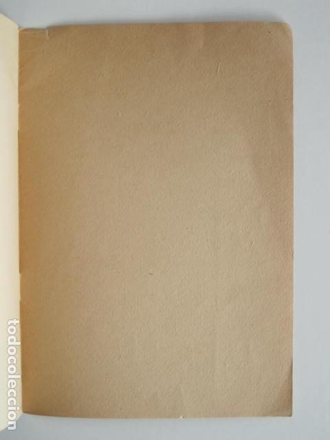 Libros: PEDRO LAÍN ENTRALGO. GREGORIO MARAÑÓN. SEPARATA DE BOLETÍN DE REAL ACADEMIA,1960. DEDICADO POR AUTOR - Foto 8 - 199355055