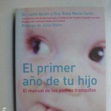 Libros: LIBRO EL PRIMER AÑO DE TU HIJO - ED. PLANETA - JAMIL AJRAM ROSA Mª TERES NUEVO. Lote 199417936