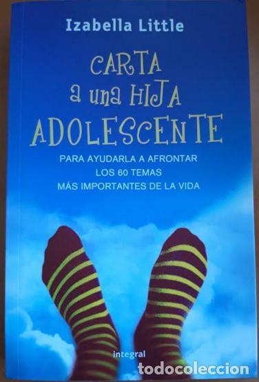 CARTA A UNA HIJA ADOLESCENTE (Libros Nuevos - Educación - Pedagogía)
