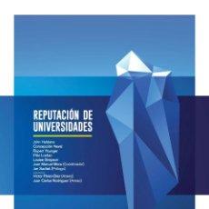 Libros: REPUTACIÓN DE UNIVERSIDADES (VV.AA.) EUNSA 2015. Lote 202246522